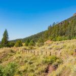 Valles Caldera National Preserve area at New Mexico
