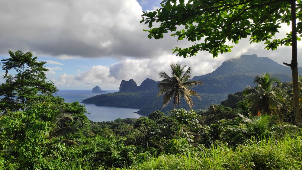 Sao Tomé and Príncipe, Africa