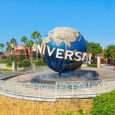 Universal in Orlando.