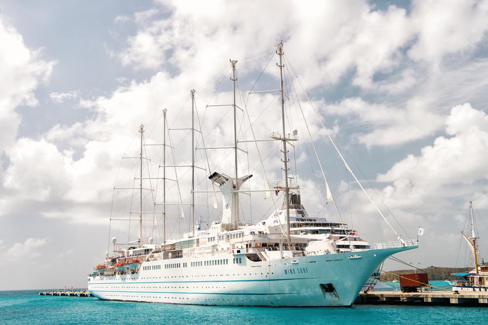 Windstar Caribbean cruise Philipsburg. st.Maarten