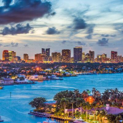 Fort Lauderdale, Florida.