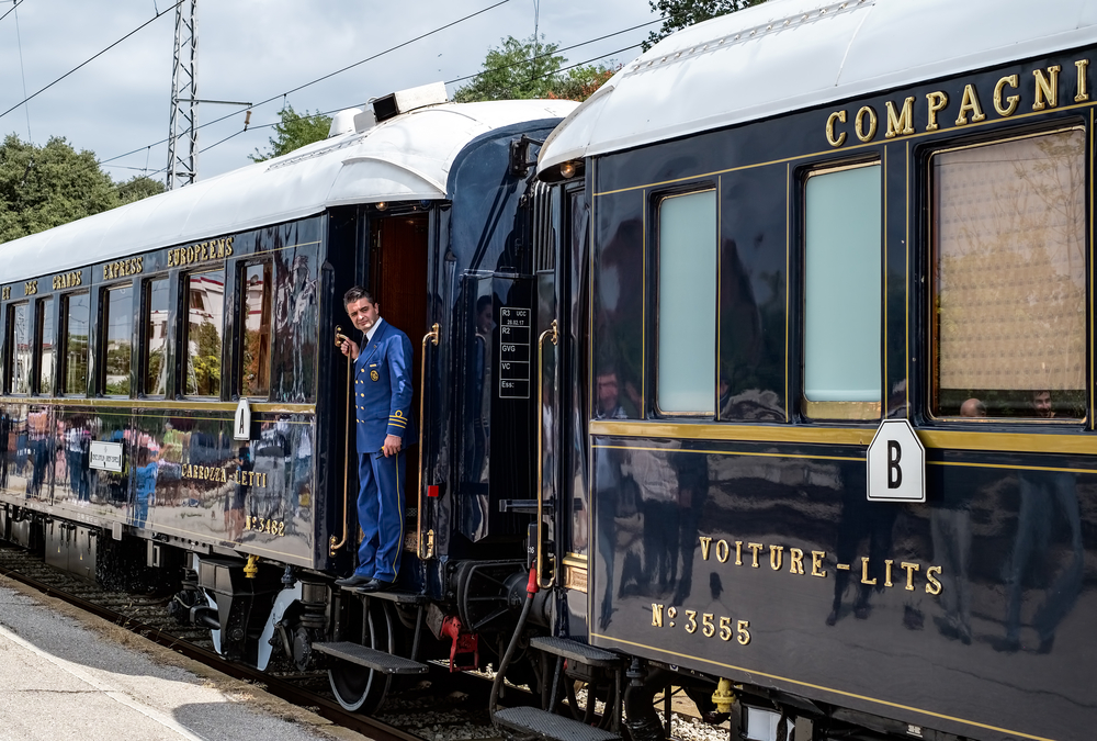 Venice Simplon Orient Express, Paris To Istanbul