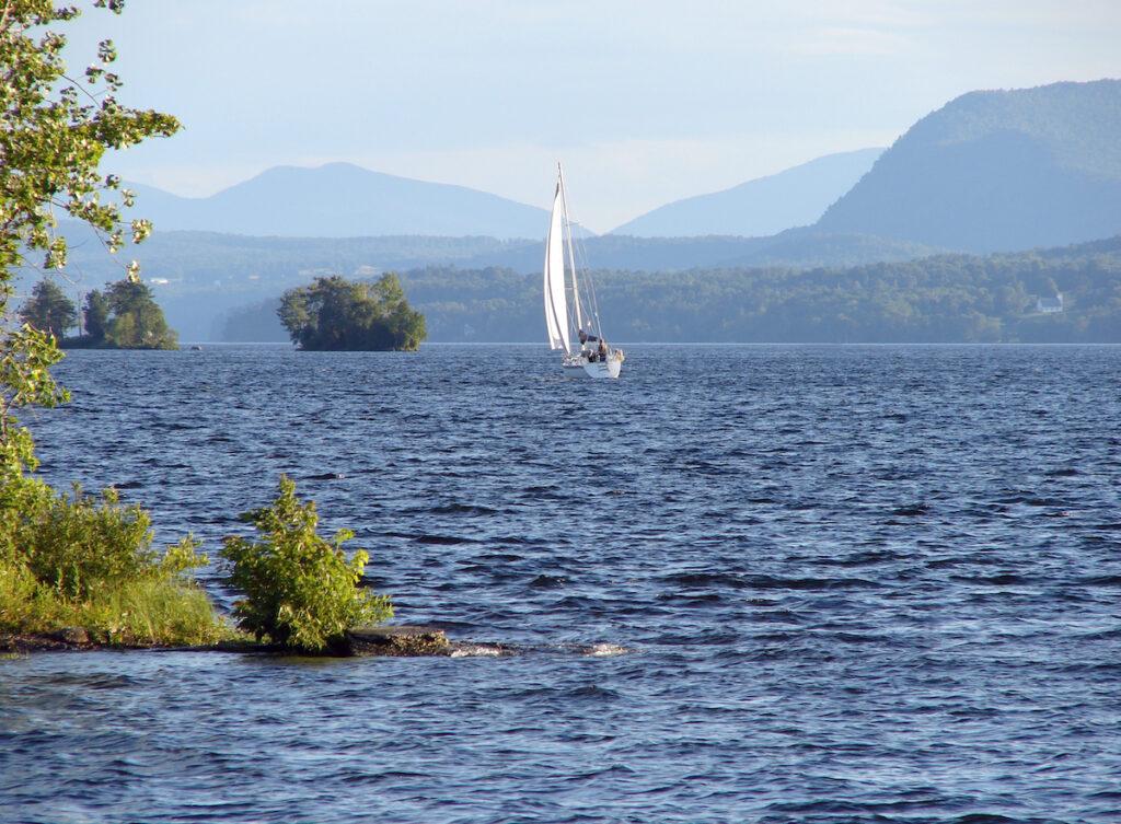 Lake Memphremagog.