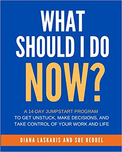 What Should I Do Now?: A 14-Day Jumpstart Program To Get Unstuck, Make Decisions, And Take Control of Your Work and Your Life