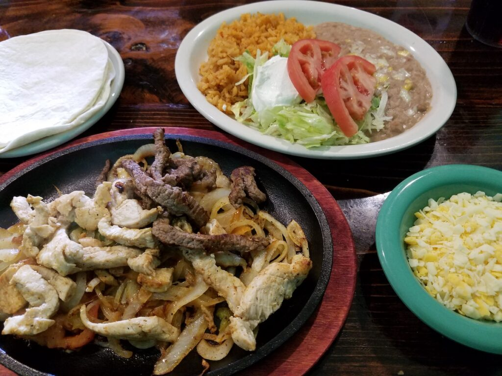 Tequila's Mexican Bar & Grill, Northwood, Iowa.