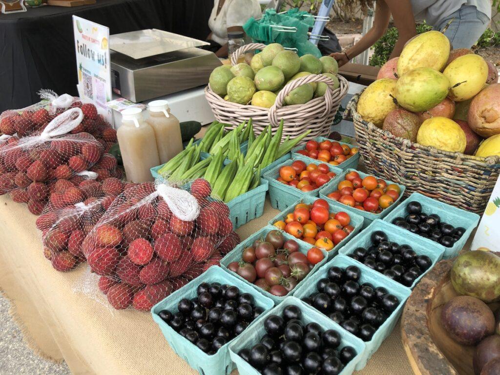 Fruit at Farmer's Market