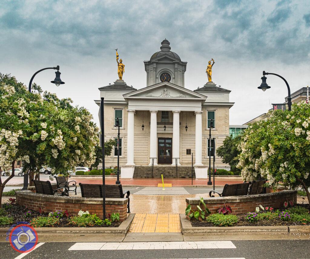 Goldsboro City Hall in North Carolina.