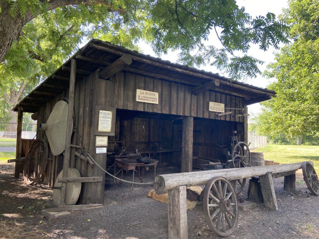 Pioneer Village, Fort Walla Walla Museum.