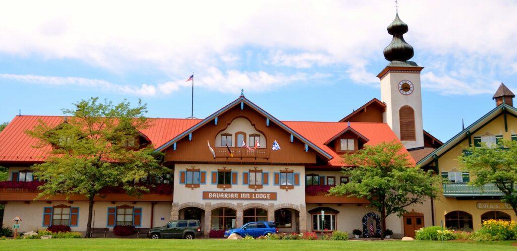 Bavarian Inn Lodge, Frankenmuth, Michigan.