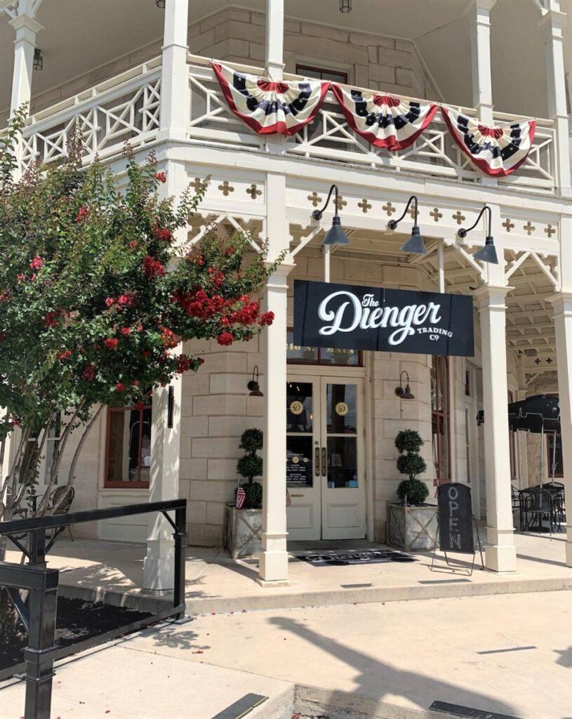 Dienger Trading Co in Texas