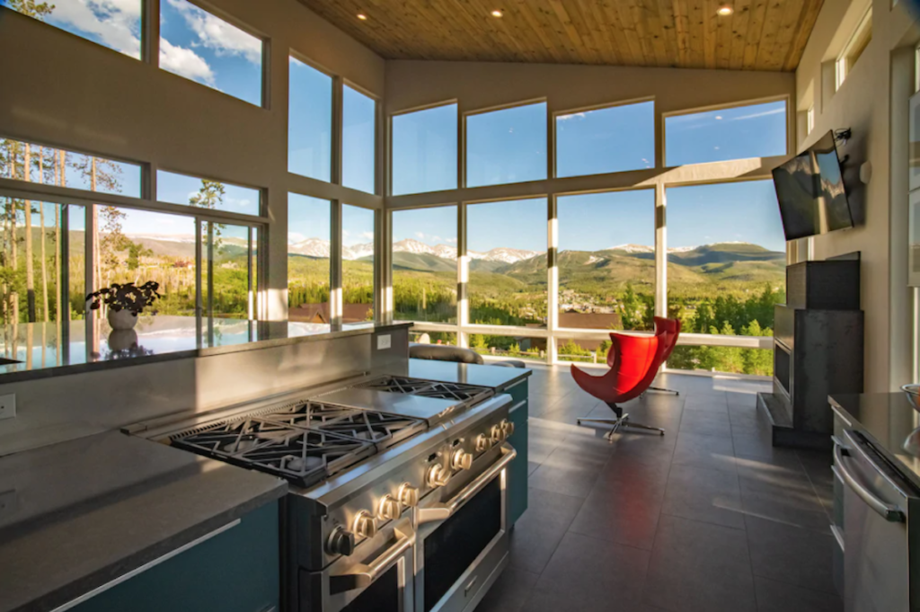 Glasshouse Sanctuary vacation rental in Winter Park.
