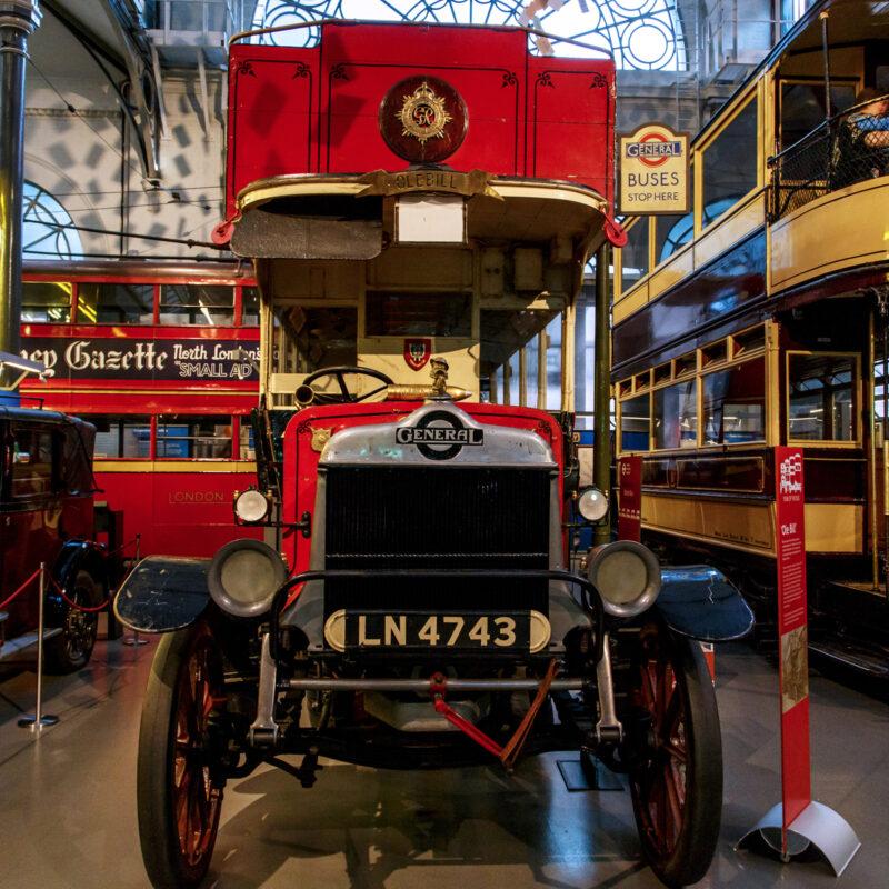 London Transport Museum.