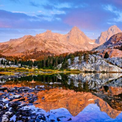 Mt. Ritter — Mammoth Lakes, CA