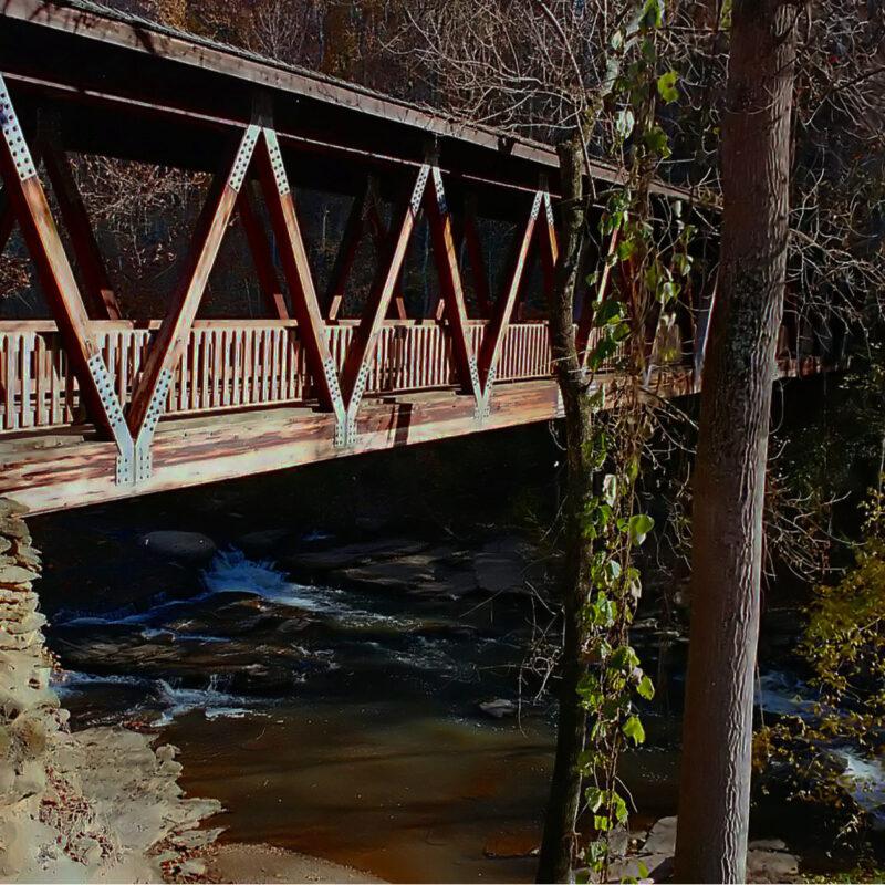 Covered Bridge-Roswell, GA