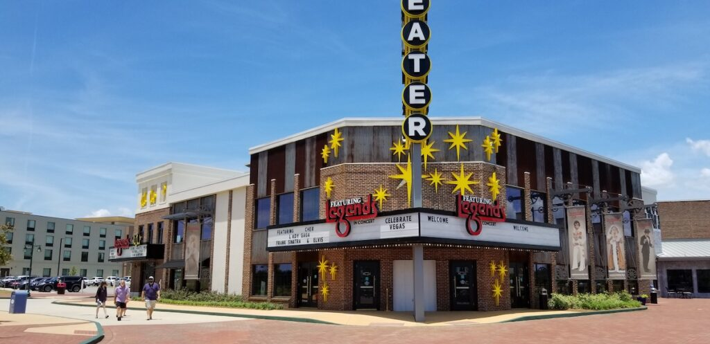 Musical legends come to life at the theater in OWA.