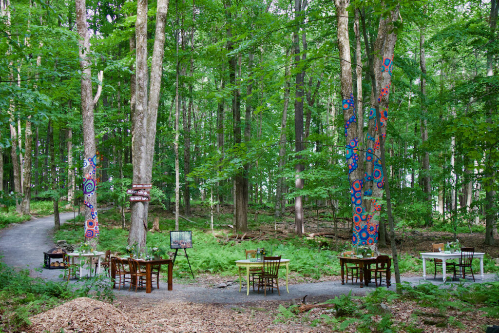 Terrain & Table, Bethel Woods Center for the Arts.