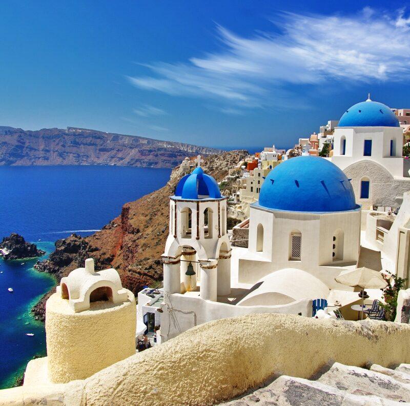 Greek shore