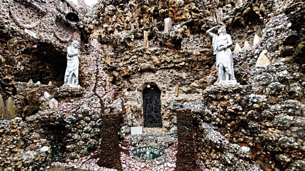 Grotto of the Redemption in West Bend, IA