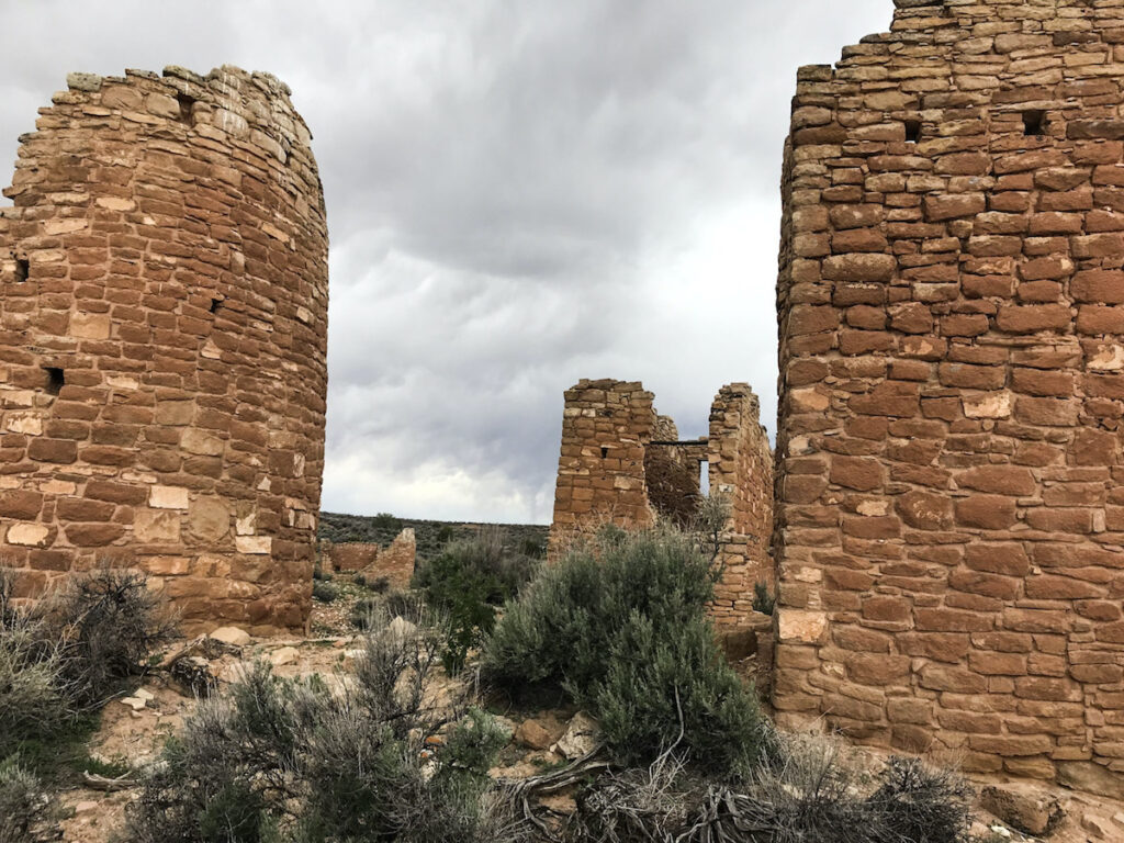 Hovenweep Castle, Hovenweep National Monument, near Cortez, Colorado.