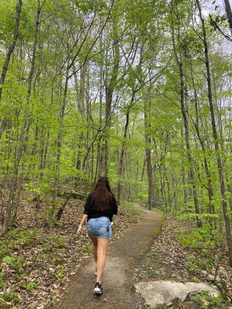 Hiking in Muscle Shoals, AL