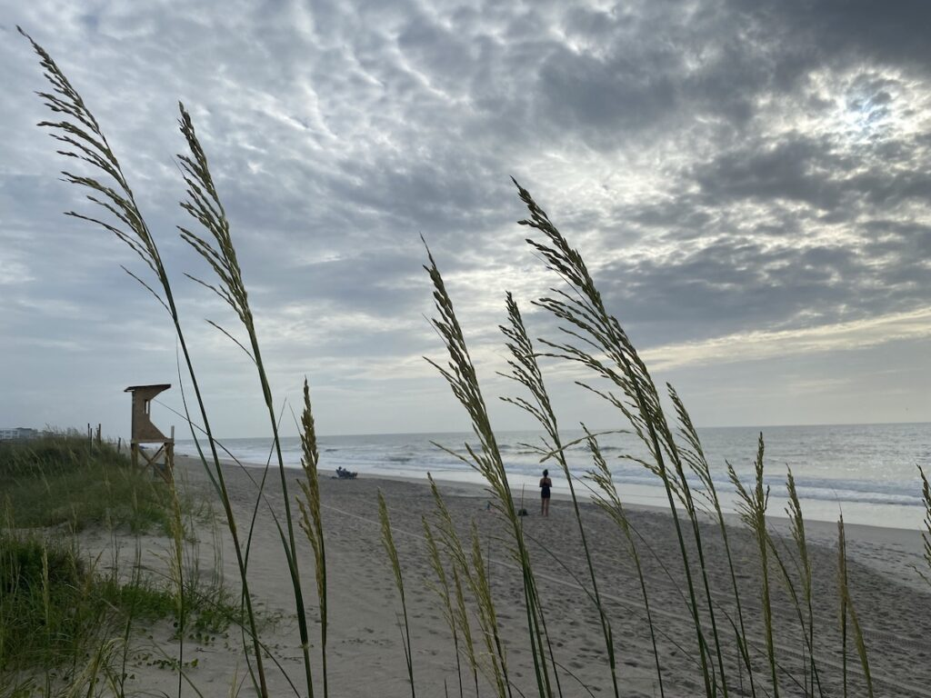 Kure Beach, NC.