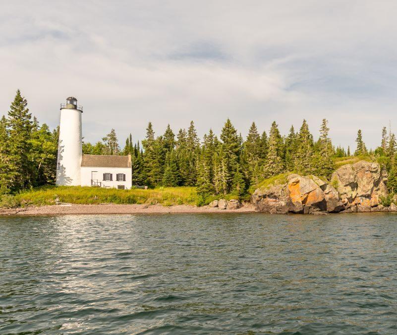 Isle Royale Lighthosue