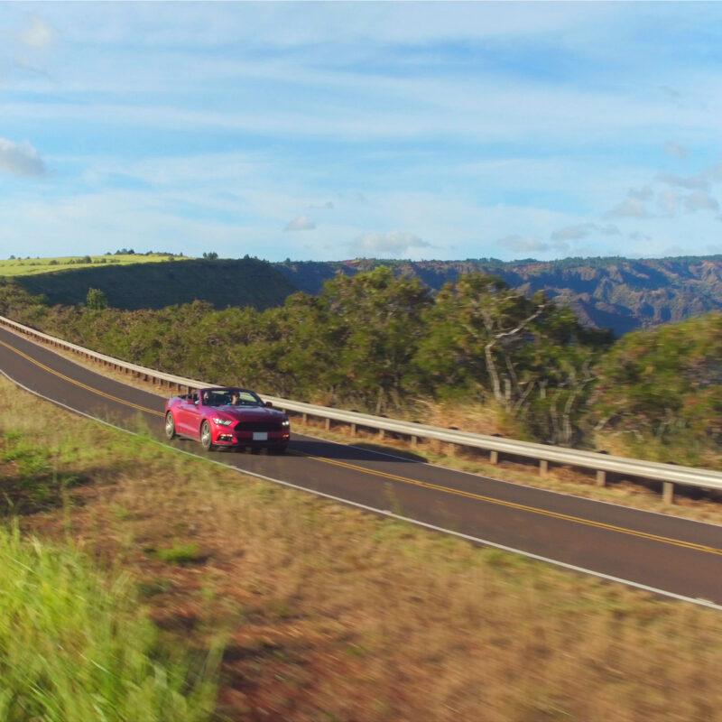 Kauai car