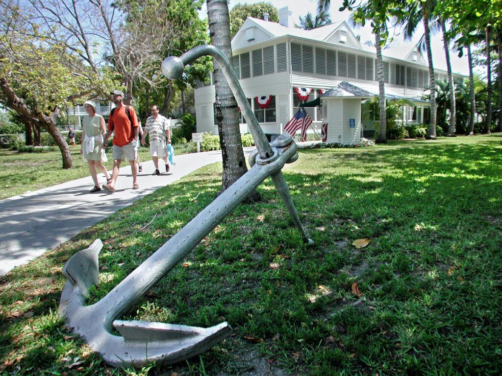 Little White House, Harry S. Truman, Florida Keys.