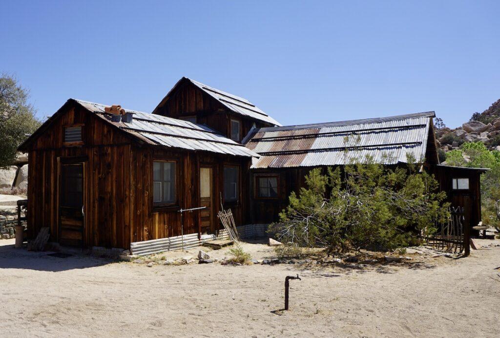 Keys Ranch house.