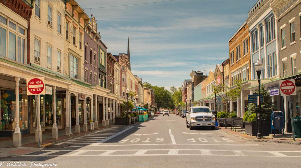 Stockade District — Kingston, NY