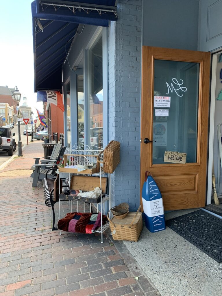 Made In Maine Storefront