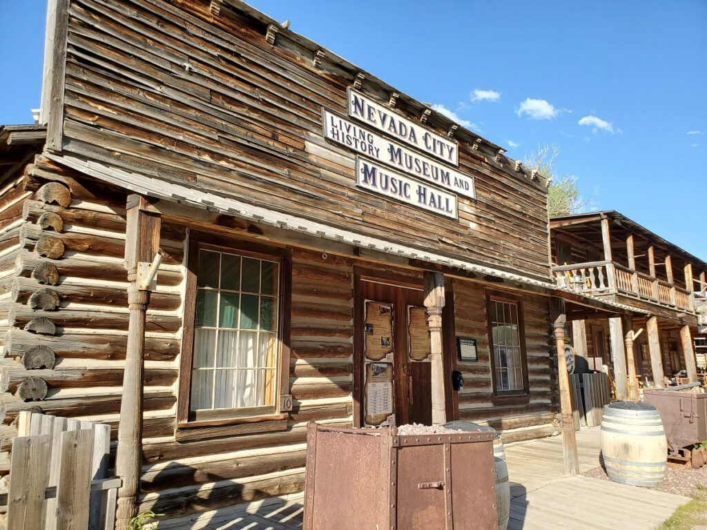 The Living History Museum.