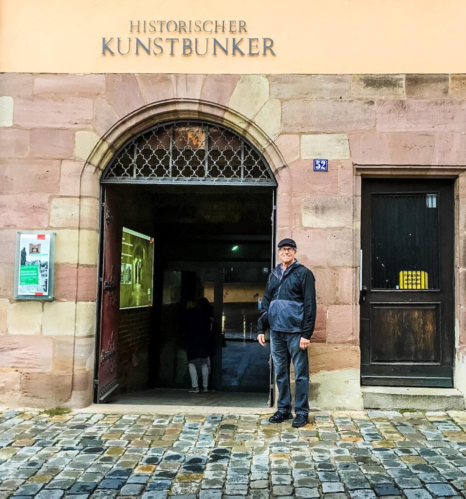 Art Bunker in Nuremberg.