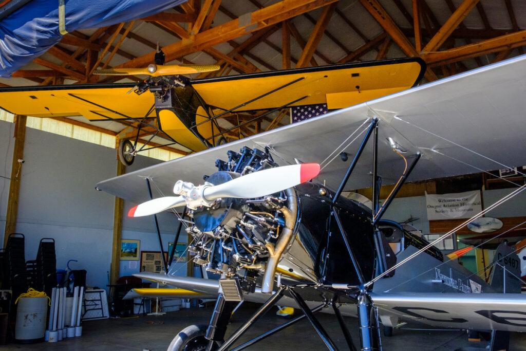 Oregon Aviation Historical Society & Museum.