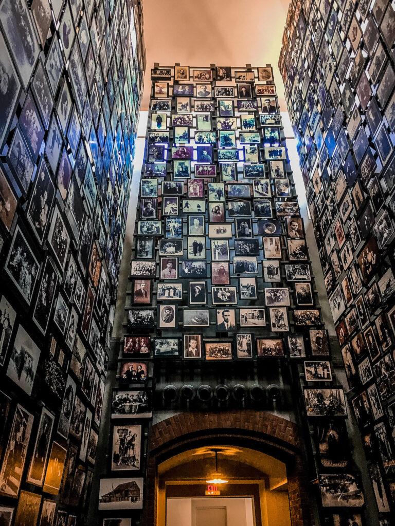 Village Photo Exhibition in US Holocaust Memorial Museum.