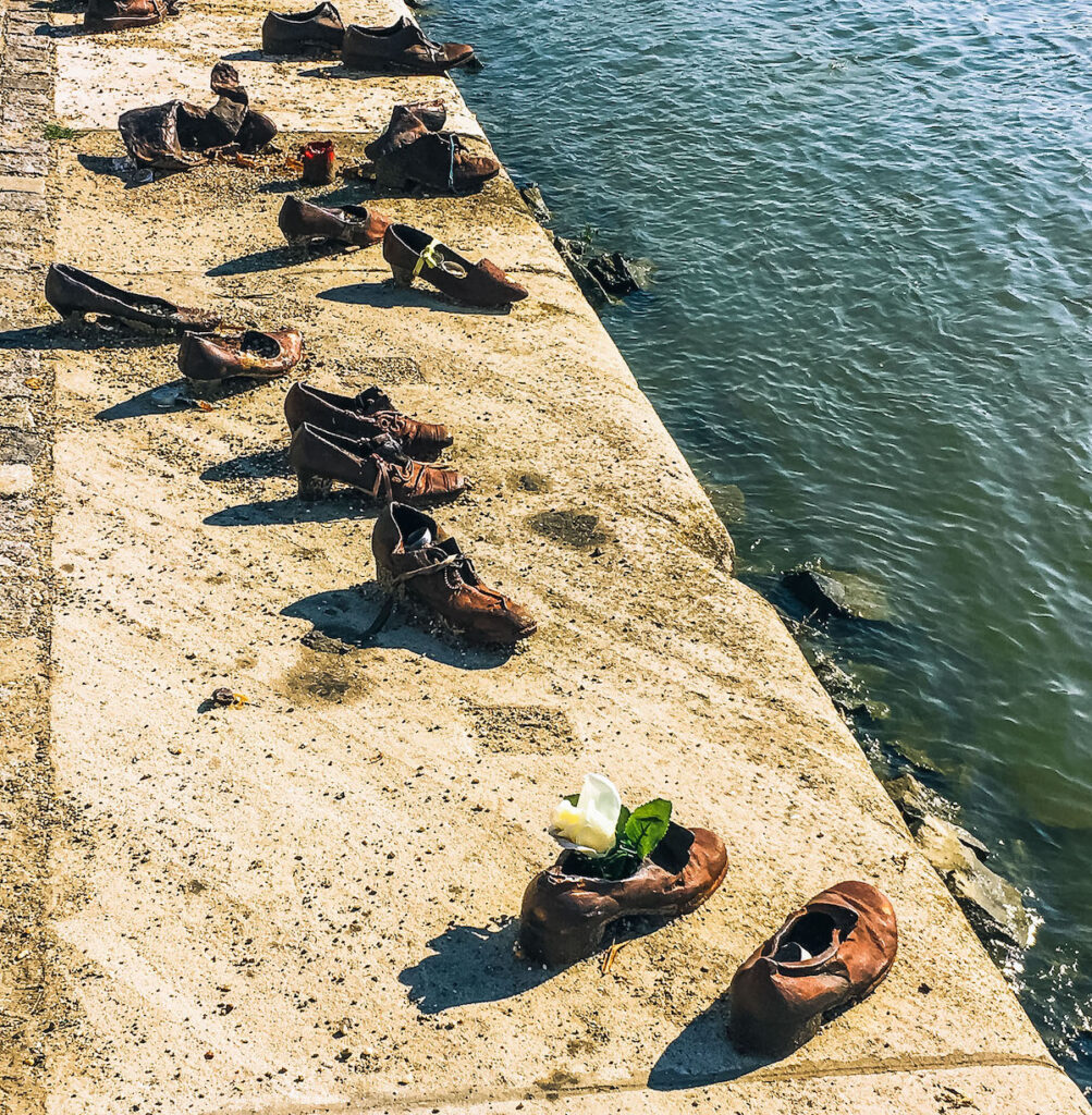 Shoes On The Danube Monument