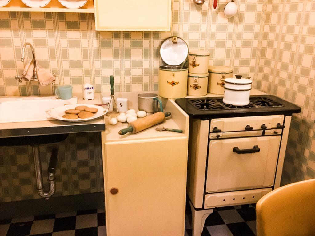 Daniel Story Kitchen in US Holocaust Memorial Museum.