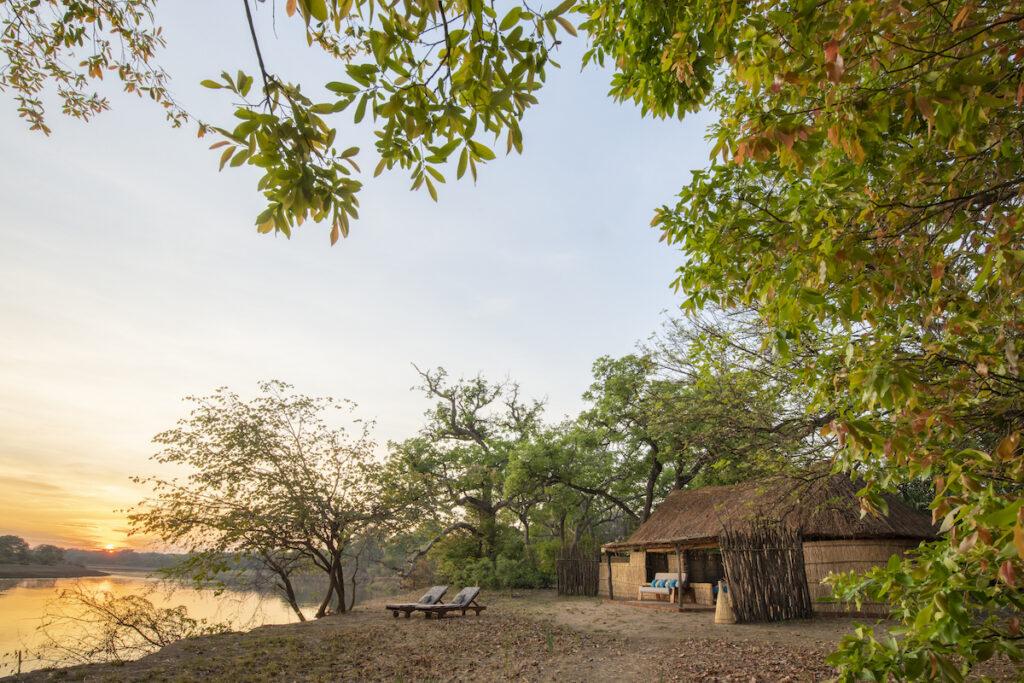 Takwela Camp North Luangwa National Park