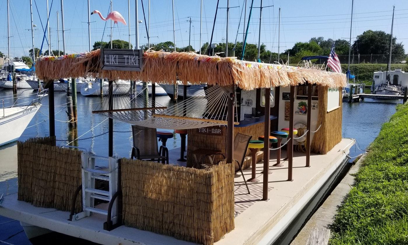 Tiki Aqua Cruiser In Cocoa Beach, Florida