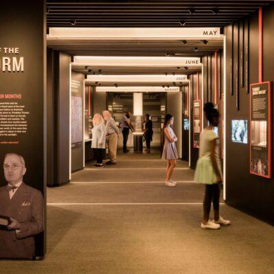 Truman Library Interior