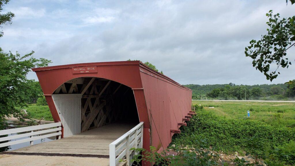 Holliwell Bridge in Madison County, IA