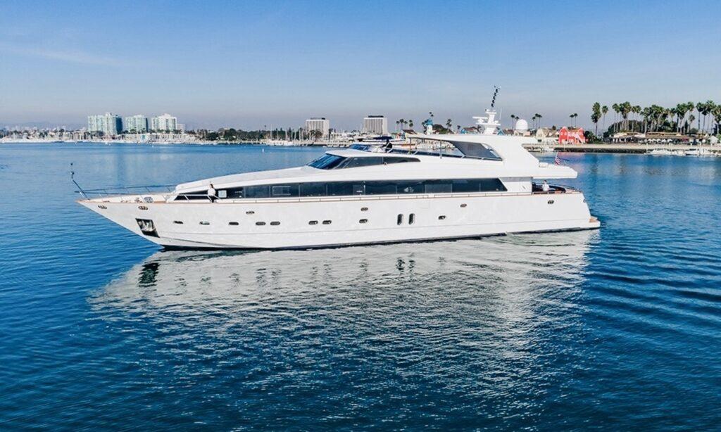 Admiral XL Yacht Charter in Marina del Rey, California