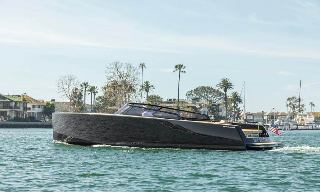Van Dutch Yacht Charter Marina Del Ray, CA