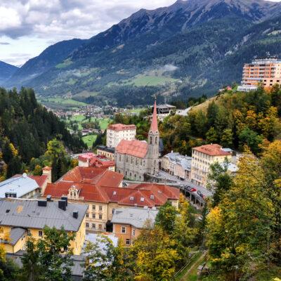 Bad Gastein, Austria.