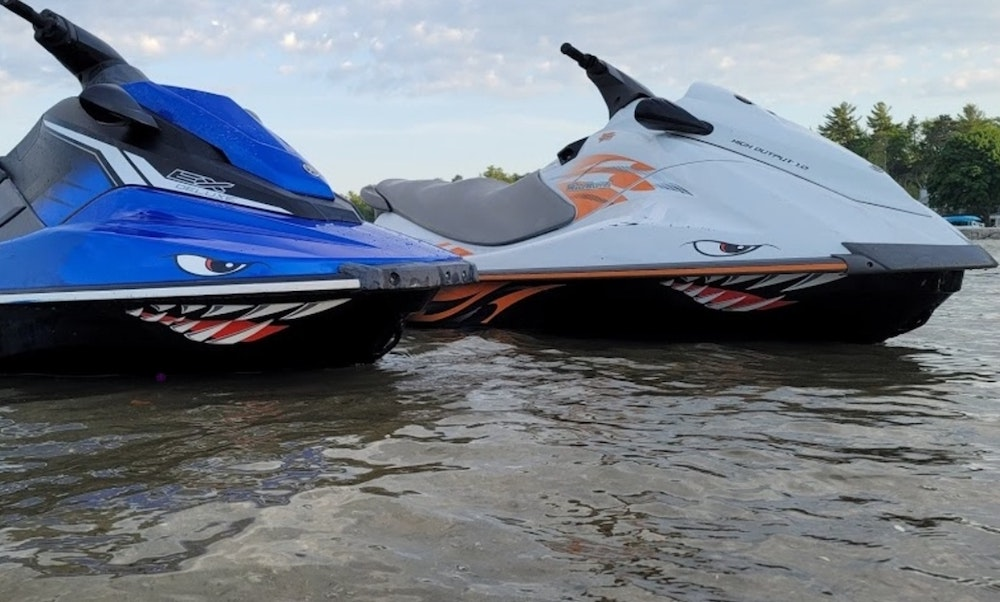 jet skis for rent from GetMyBoat in Traverse City Michigan