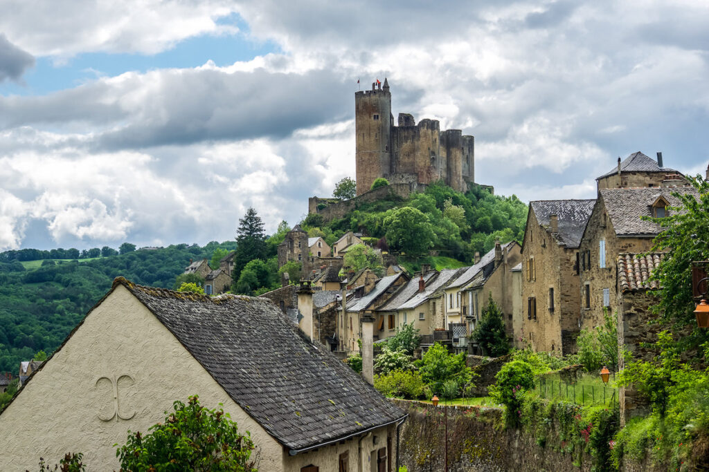 The Village of Najac