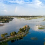 lake front in Kissimmee, FL