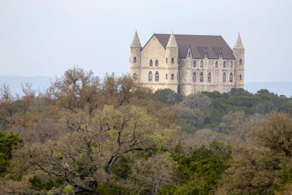 Falkenstein Castle in Texas.