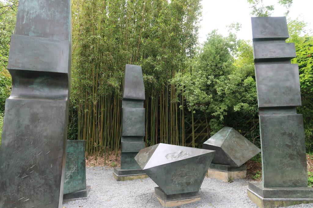 Barbara Hepworth Museum and Sculpture Garden.