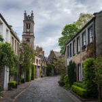 Edinburgh side street